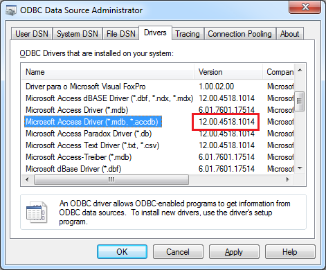 Download Datadirect 5.2 Odbc Driver For Oracle